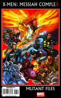 X-Men Messiah Complex Mutant Files Vol 1 1