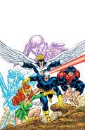 X-Men The Hidden Years Vol 1 1 Textless