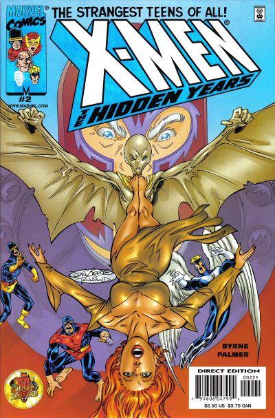 X-Men The Hidden Years Vol 1 2 Variant.jpg