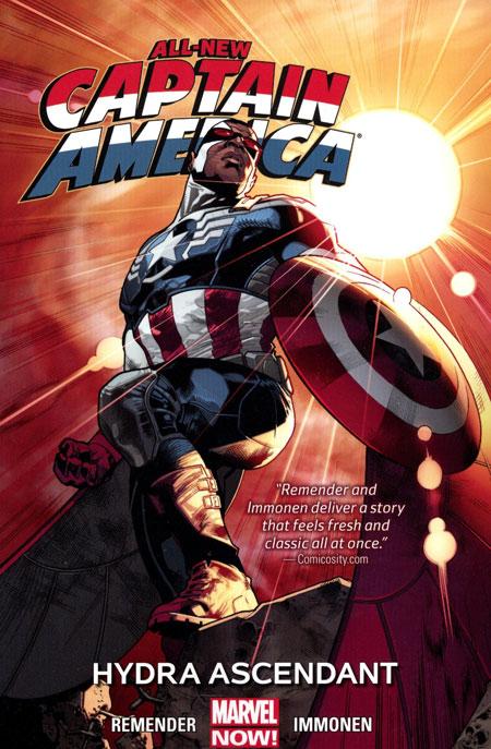 All-New Captain America TPB Vol 1 1: Hydra Ascendant