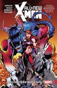 All-New X-Men Inevitable TPB Vol 1 3 Hell Hath So Much Fury
