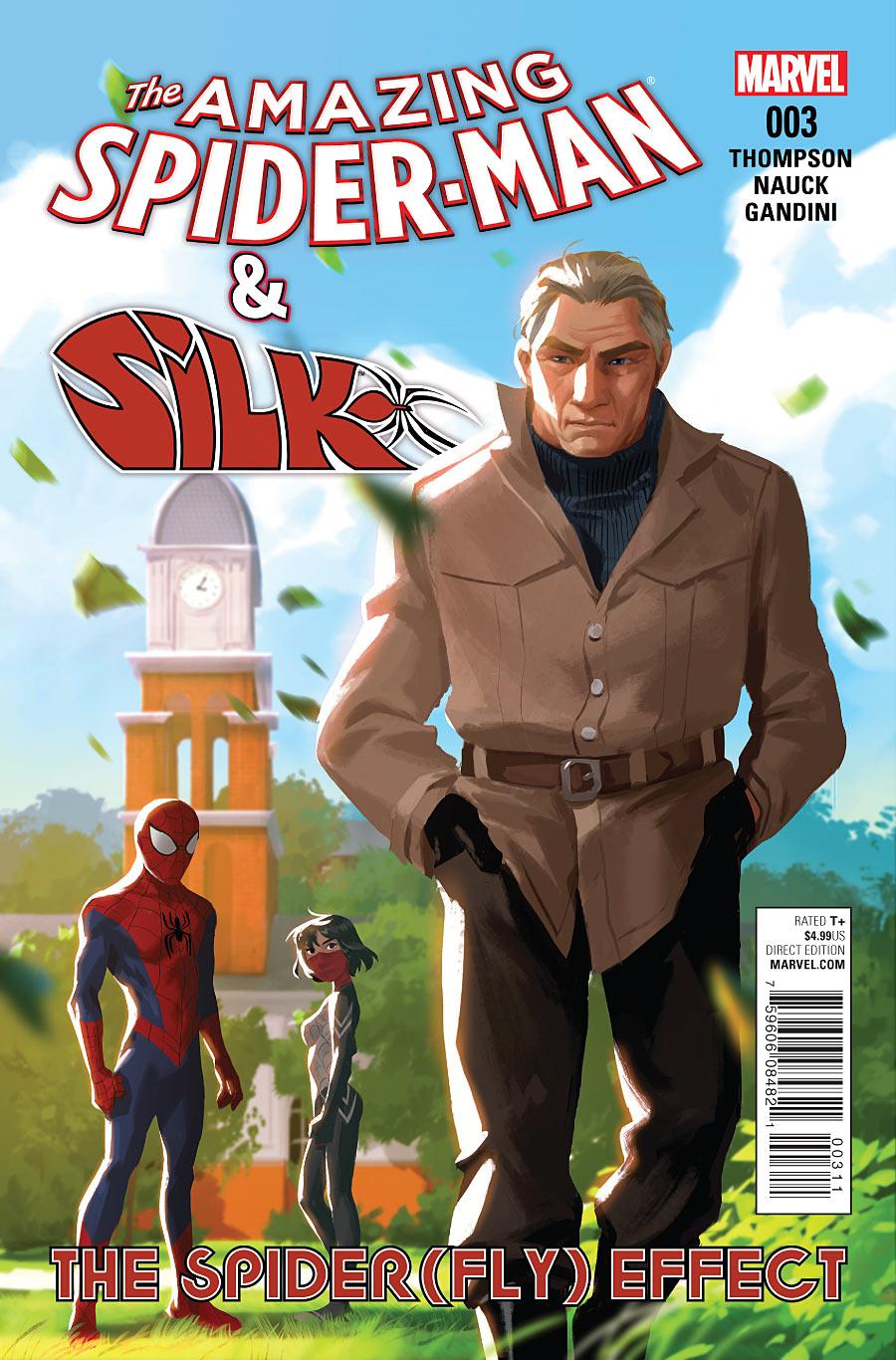 Amazing Spider-Man & Silk: The Spider(fly) Effect Vol 1 3