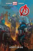 Avengers TPB Vol 5 5 Adapt or Die