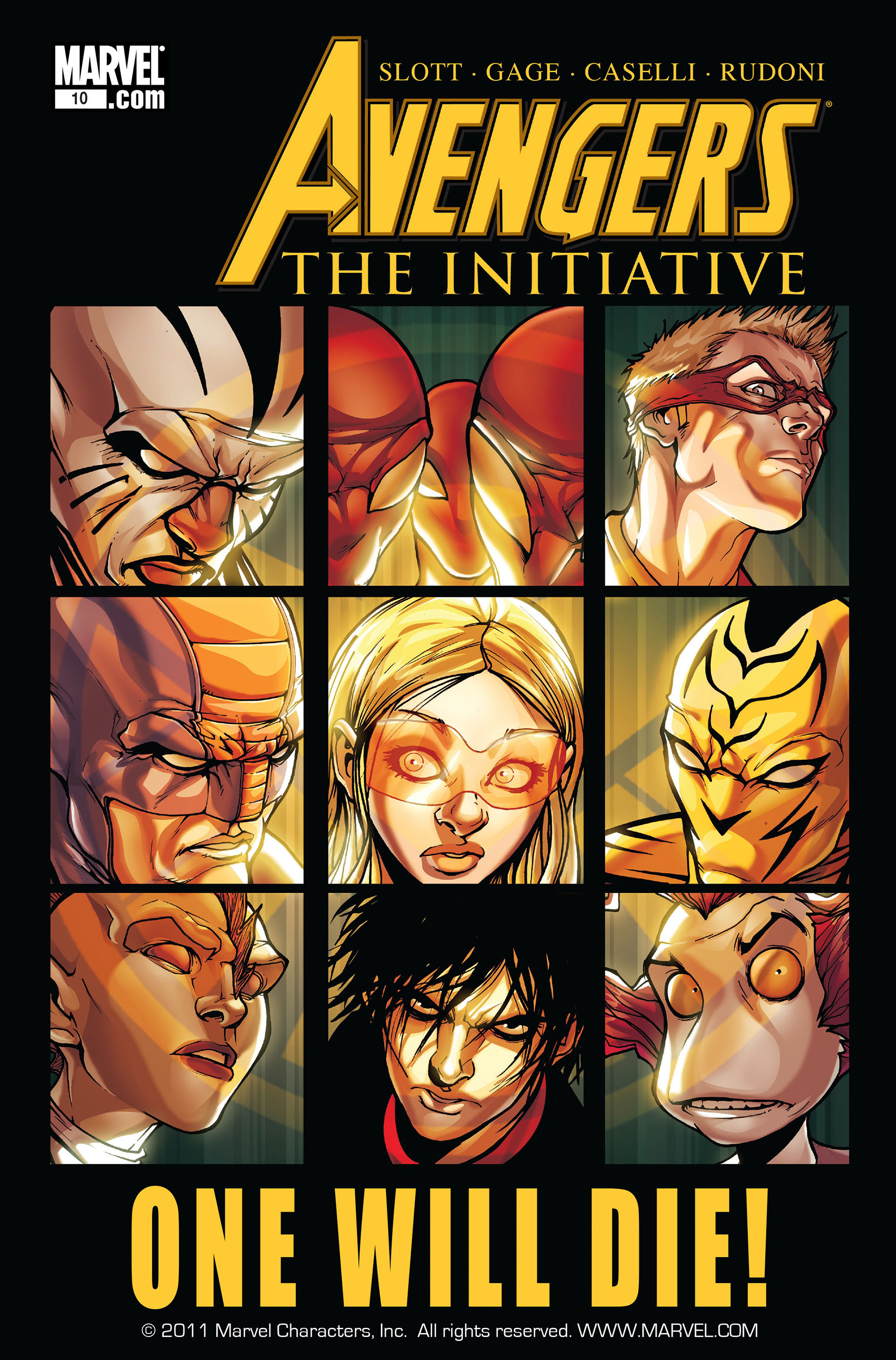 Avengers: The Initiative Vol 1 10