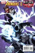 Avengers vs. Atlas Vol 1 1