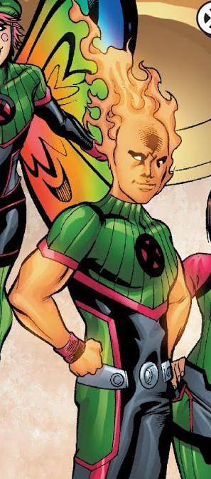 Ben Hammil (Earth-616)