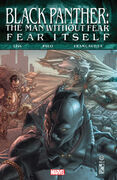 Black Panther The Man Without Fear Fear Itself TPB Vol 1 1