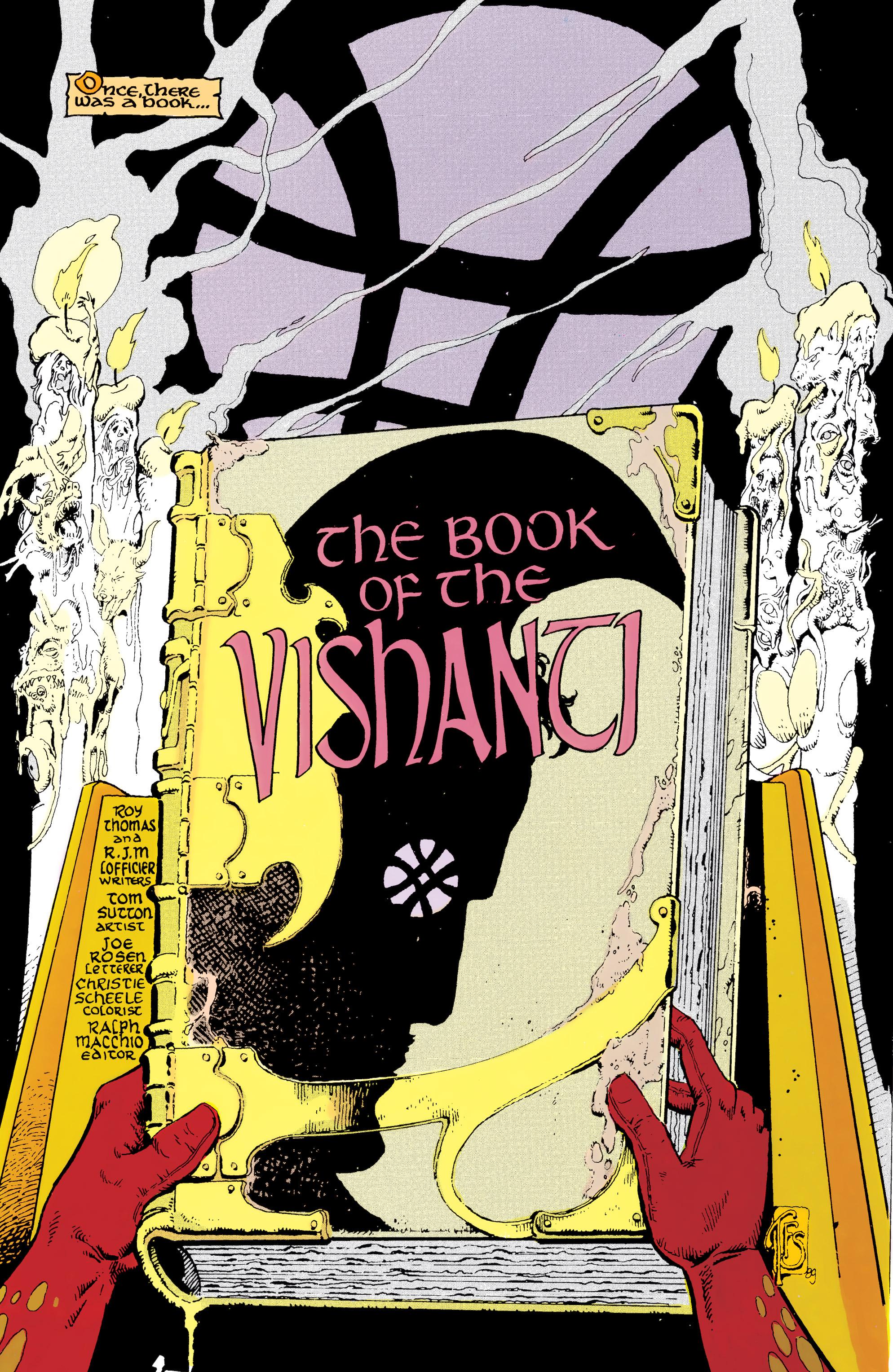 Book of the Vishanti