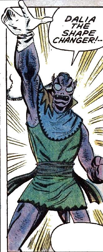 Dalia (Earth-616)