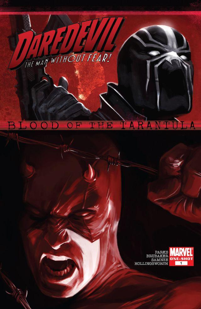 Daredevil Blood of the Tarantula Vol 1 1