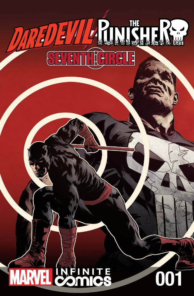 Daredevil/Punisher: Seventh Circle Infinite Comic Vol 1