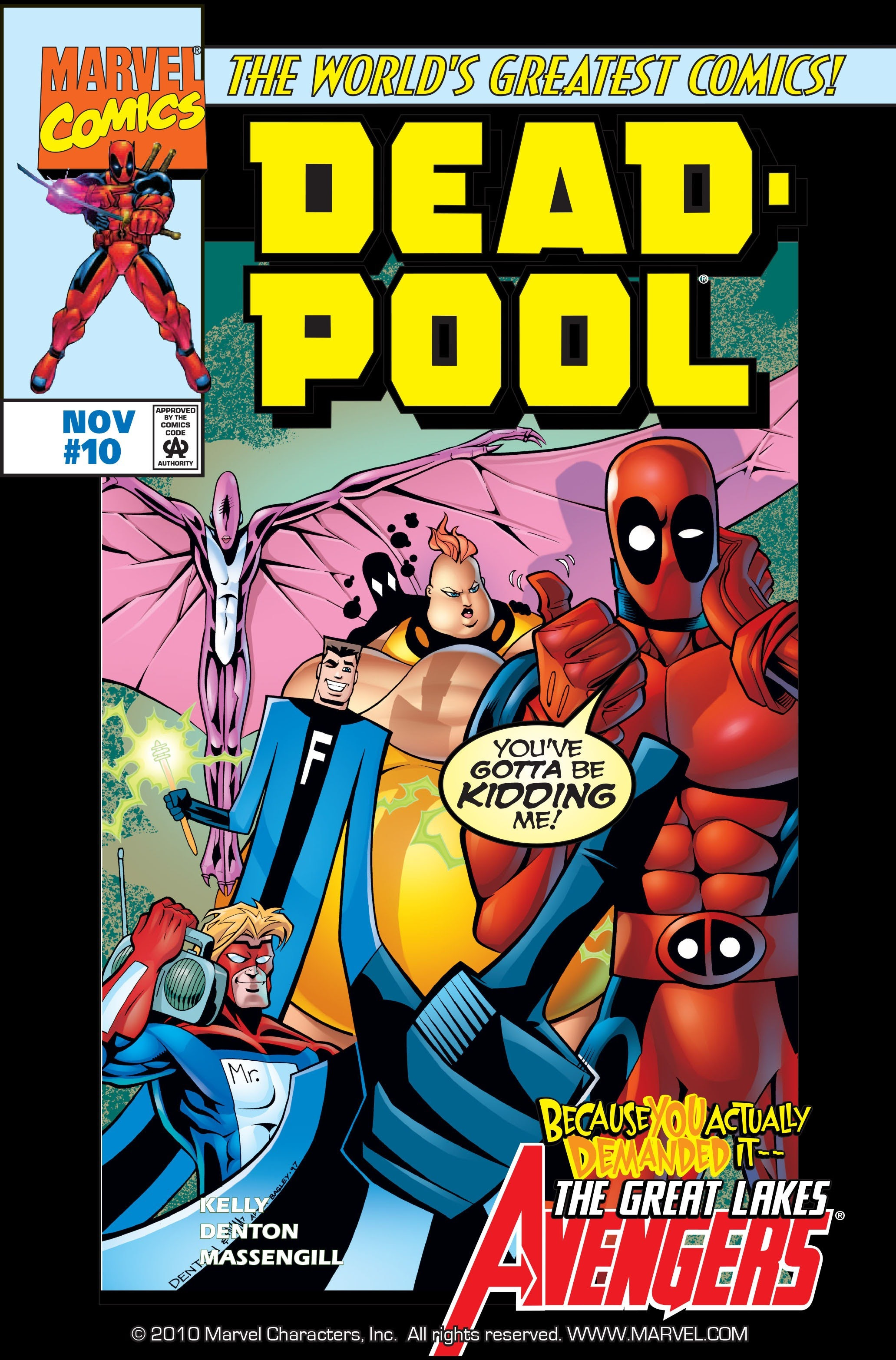 Deadpool Vol 3 10
