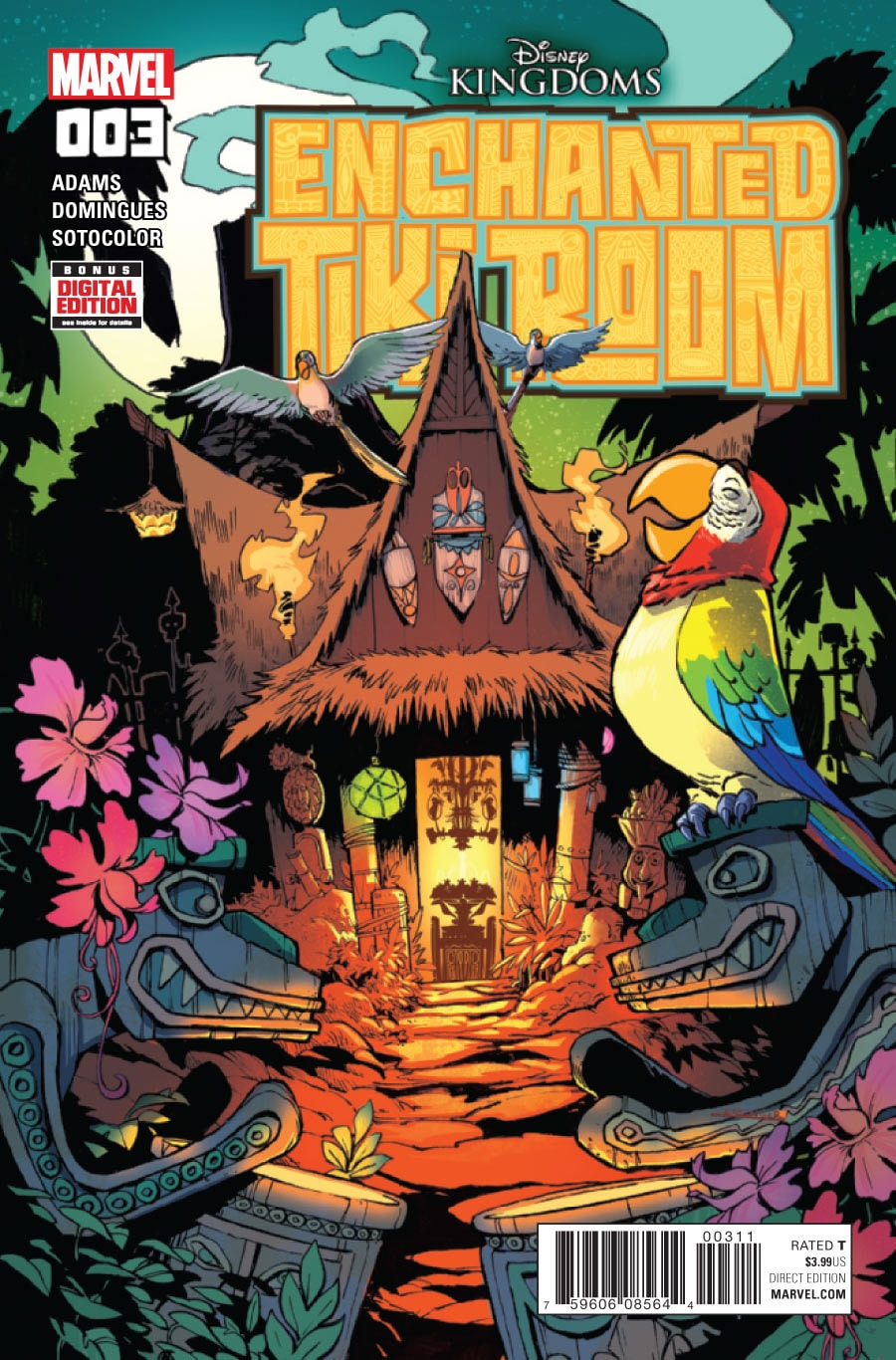 Enchanted Tiki Room Vol 1 3