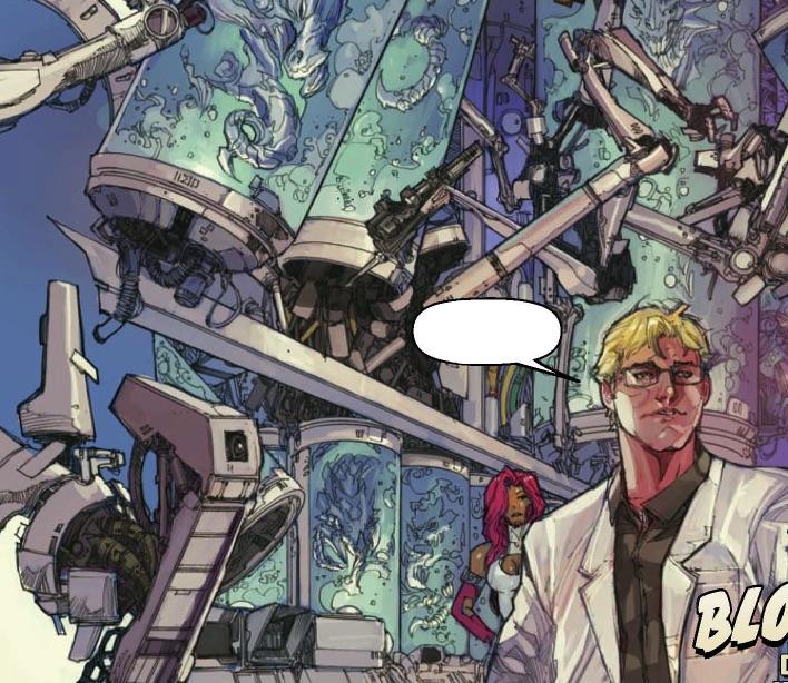 Facility (Earth-616)