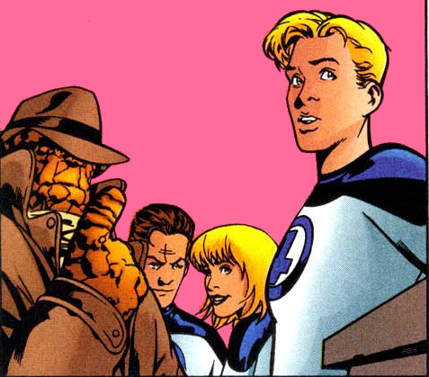 Fantastic Four (Earth-110)/Gallery