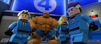 Fantastic Four (Earth-13122)