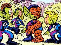 Fantastic Four (Skrulls) (Earth-99062)