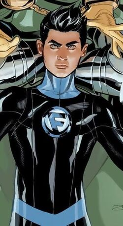 Franklin Richards (Earth-616) from X-Men - Fantastic Four Vol 2 4 cover 001.jpg