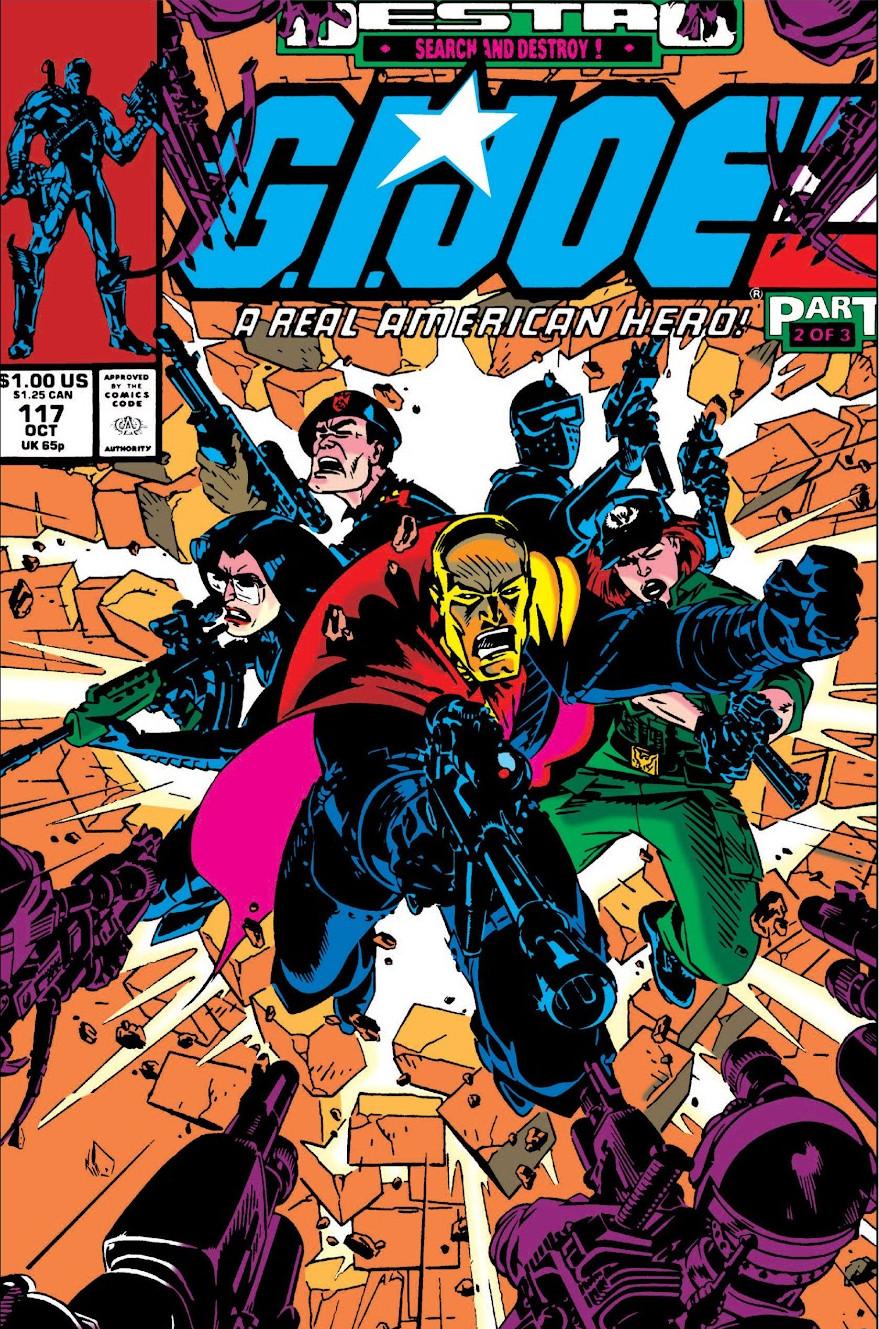 G.I. Joe: A Real American Hero Vol 1 117