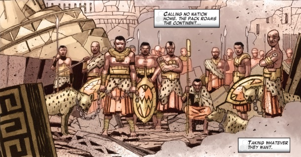 Hyena Clan (Earth-616)