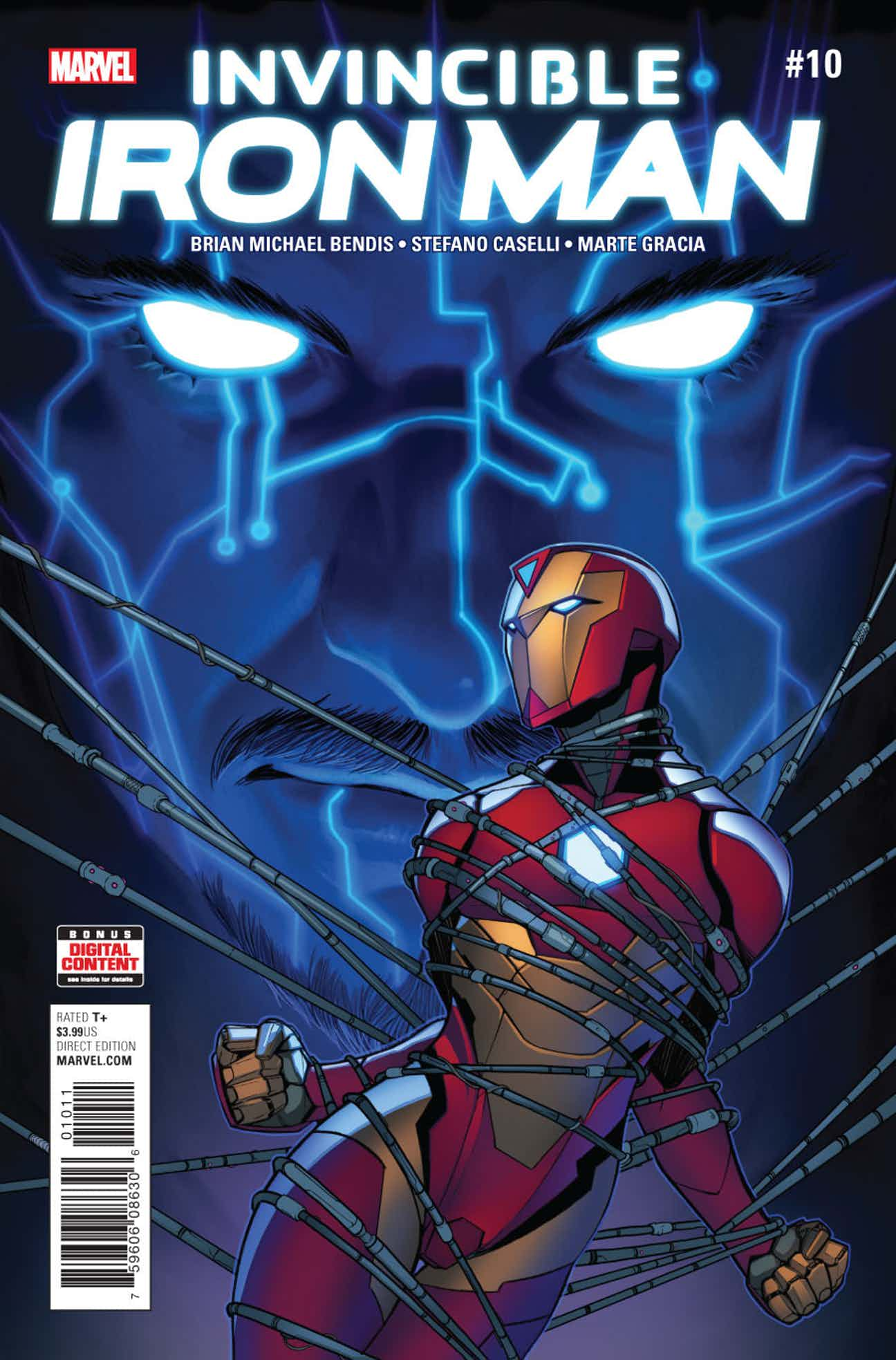 Invincible Iron Man Vol 4 10