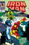 Iron Man Vol 1 249