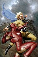 Iron Man Vol 4 10 Textless