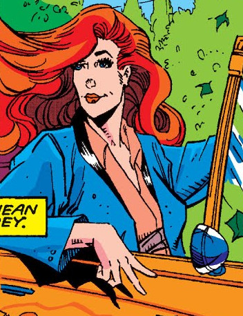 Jean Grey (Earth-2122)