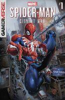 Marvel's Spider-Man City at War Vol 1 1