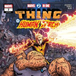 Marvel 2-In-One Vol 1 7