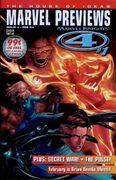 Marvel Previews Vol 1 4