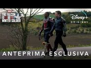 Marvel Studios' The Falcon and the Winter Soldier - First Look Esclusivo - Disney+