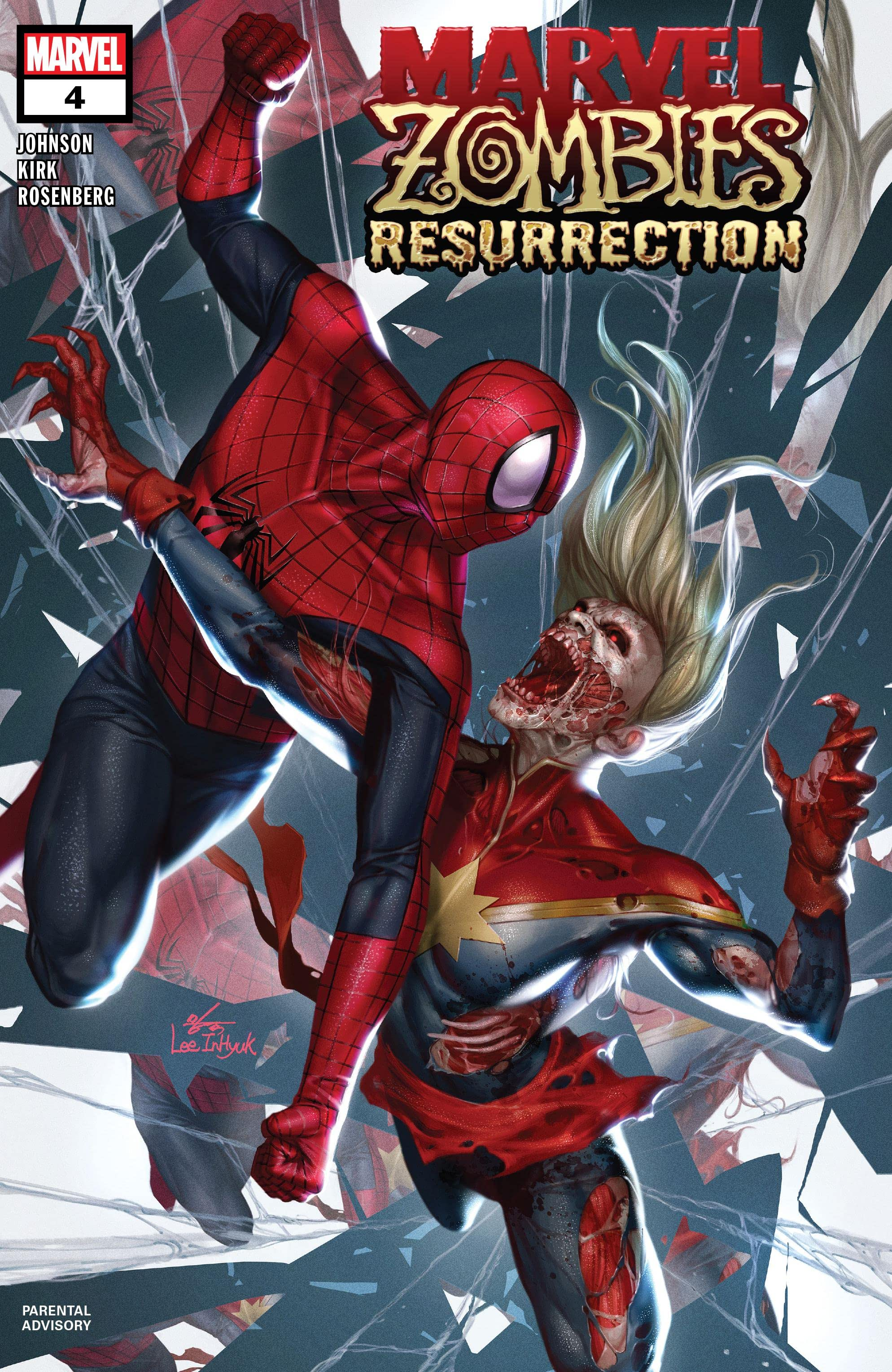 Marvel Zombies: Resurrection Vol 2 4