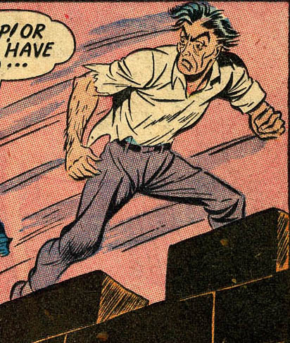 Monster of Negley Hall (Earth-616)
