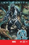 New Avengers Vol 3 13