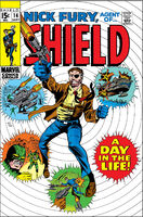 Nick Fury, Agent of SHIELD Vol 1 14