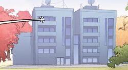 Parker Industries Medical from Spider-Man 2099 Vol 3 9 001.jpg