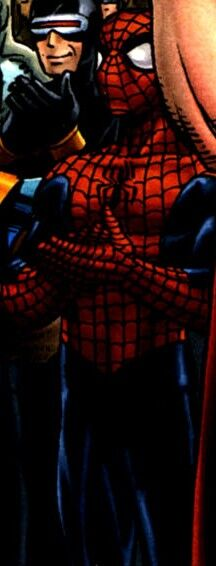 Peter Parker (Earth-71016) from The Last Fantastic Four Story Vol 1 1 001.jpg