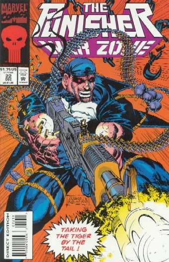Punisher: War Zone Vol 1 22
