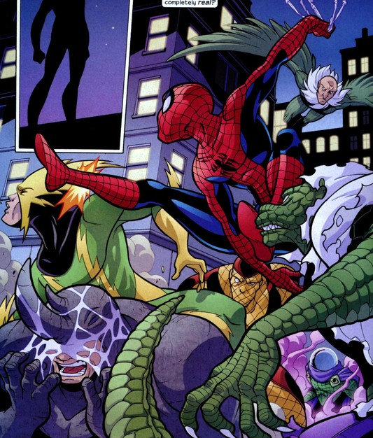 Sinister Six (Earth-5631)/Gallery