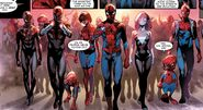 Spider-Army (Multiverse) from Amazing Spider-Man Vol 3 11 003