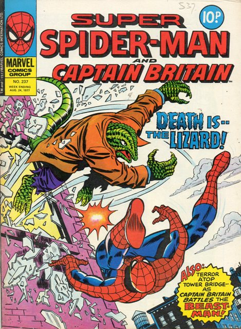 Super Spider-Man & Captain Britain Vol 1 237