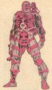 Tefral (Earth-616) from Official Handbook of the Marvel Universe Vol 2 2 001