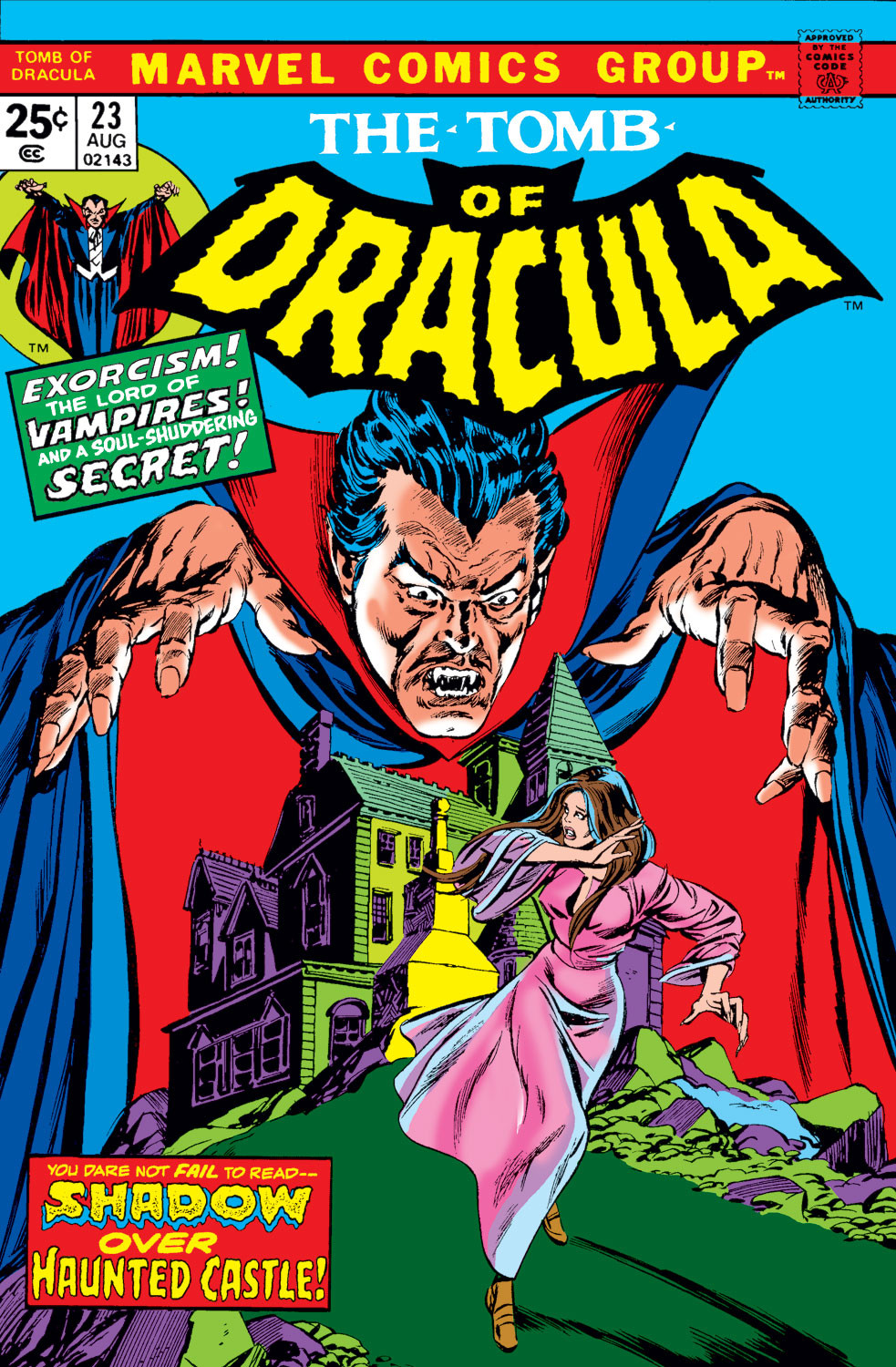 Tomb of Dracula Vol 1 23