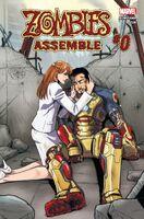 Zombies Assemble Vol 1 0