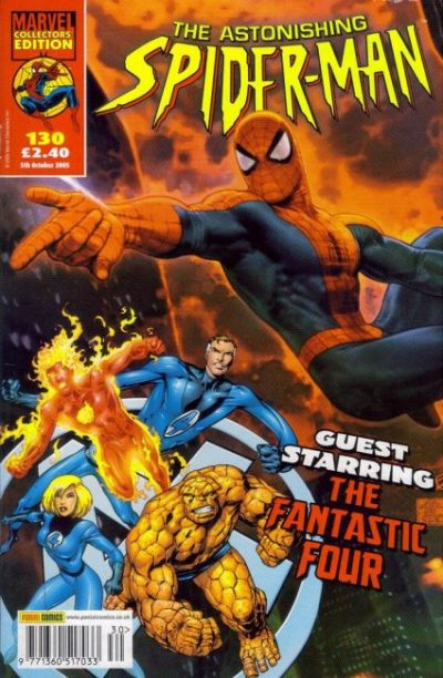 Astonishing Spider-Man Vol 1 130