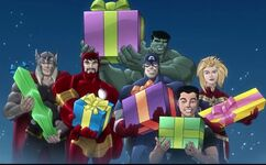 Avengers (Earth-TRN838)