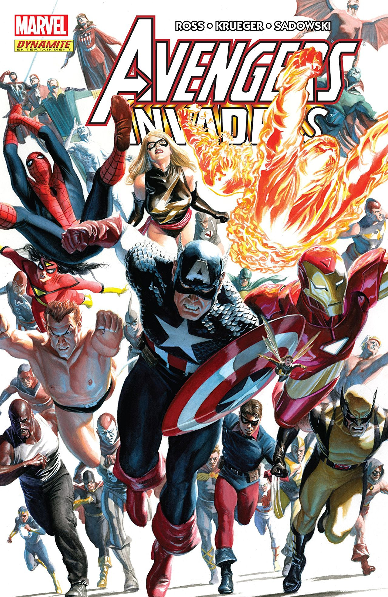 Avengers / Invaders TPB Vol 1