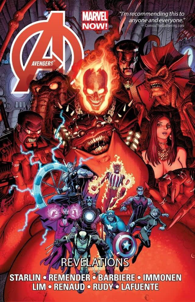 Avengers: Revelations TPB Vol 1 1