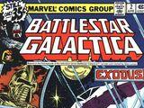 Battlestar Galactica Vol 1 2